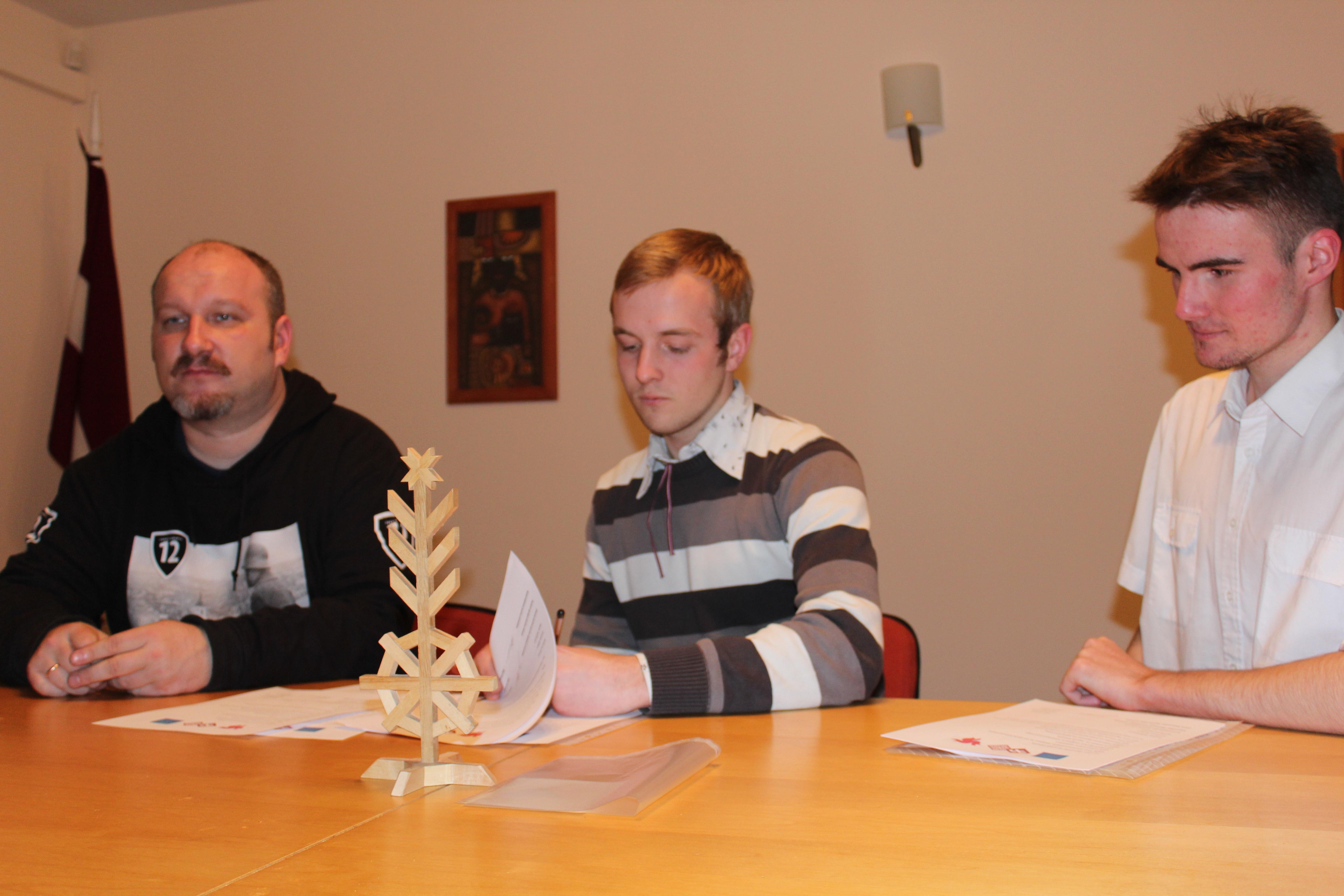 Baltimaade isamaalised noored: Euroopa rahvusriike ähvardab hädaoht