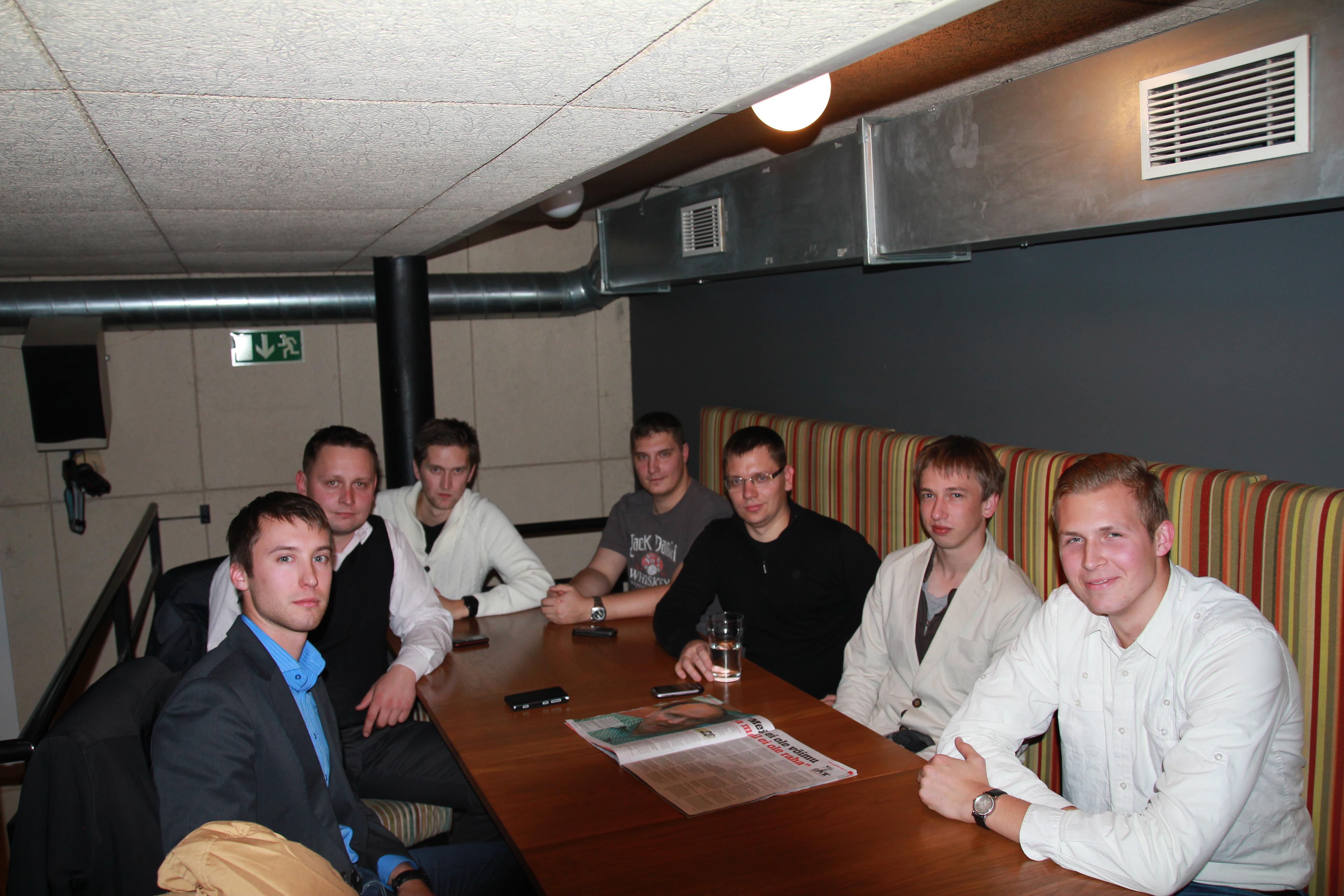 Konservatiivsed Noored alustavad aktsioone Tallinnas