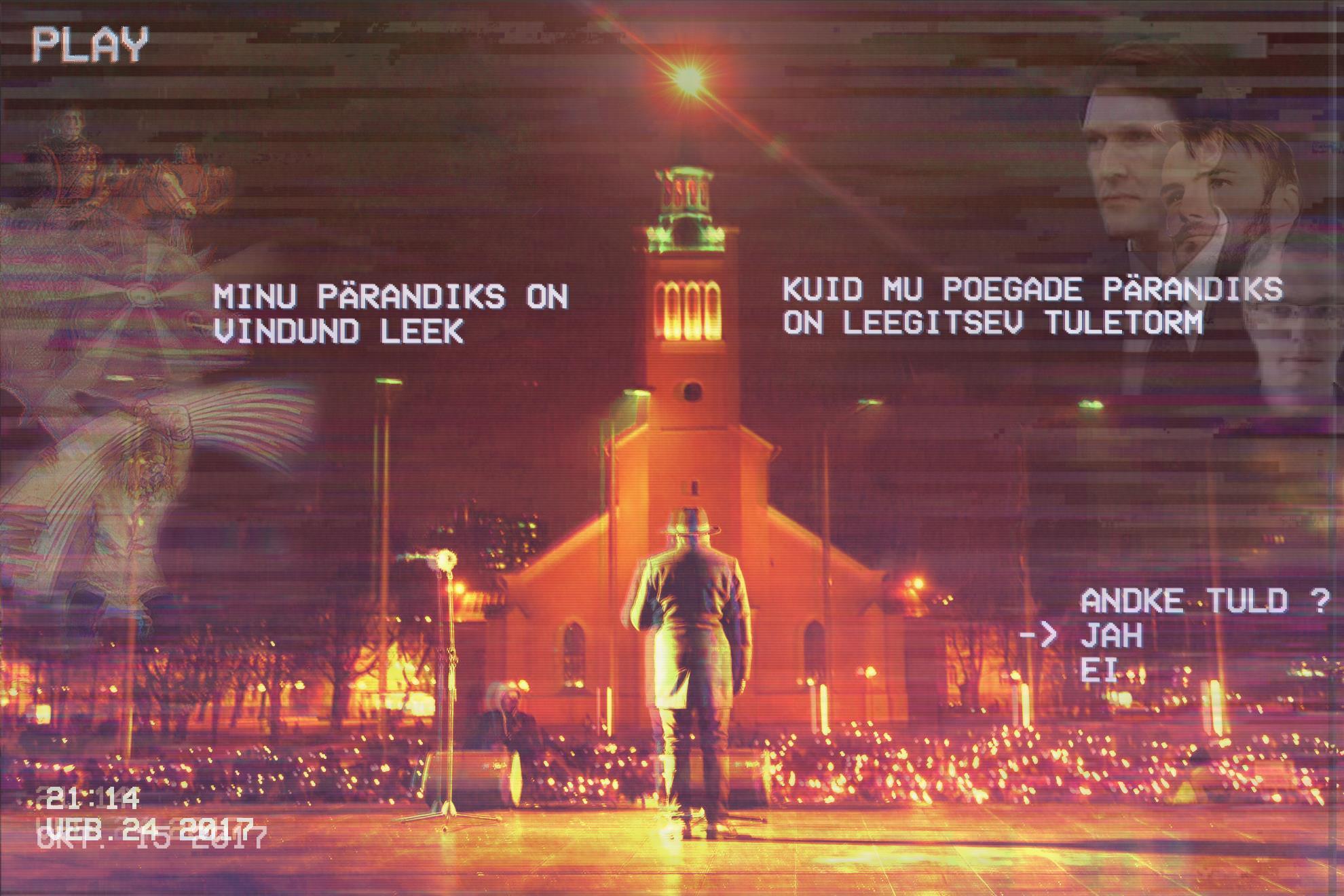 Vestlusõhtu Tartus: uuest rahvuslikust ärkamisest