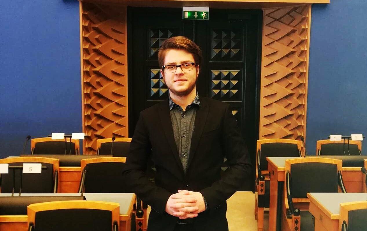Tallinnas juhib noori äratajaid Tormi Lust