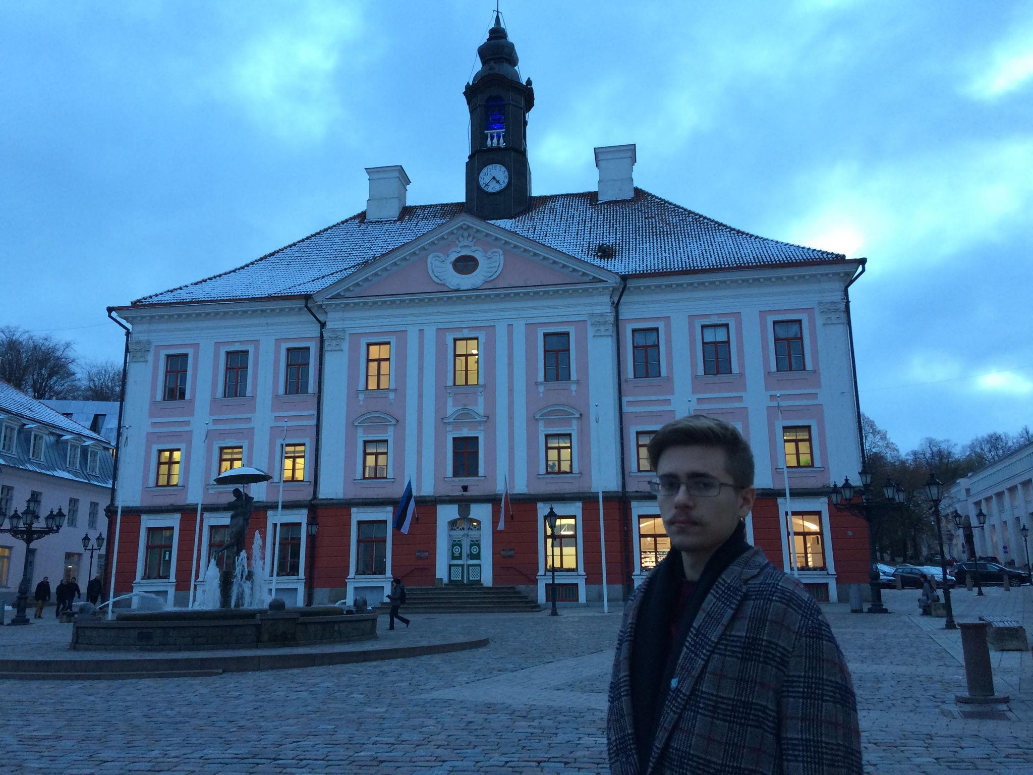 SÄ juhatuse liikme Fedor Stomakhini intervjuu vene ERR-le