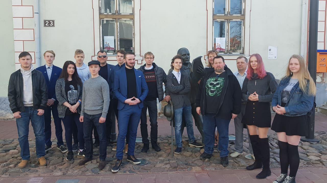 Sinine Äratus korraldas Pärnus asutamiskoosoleku