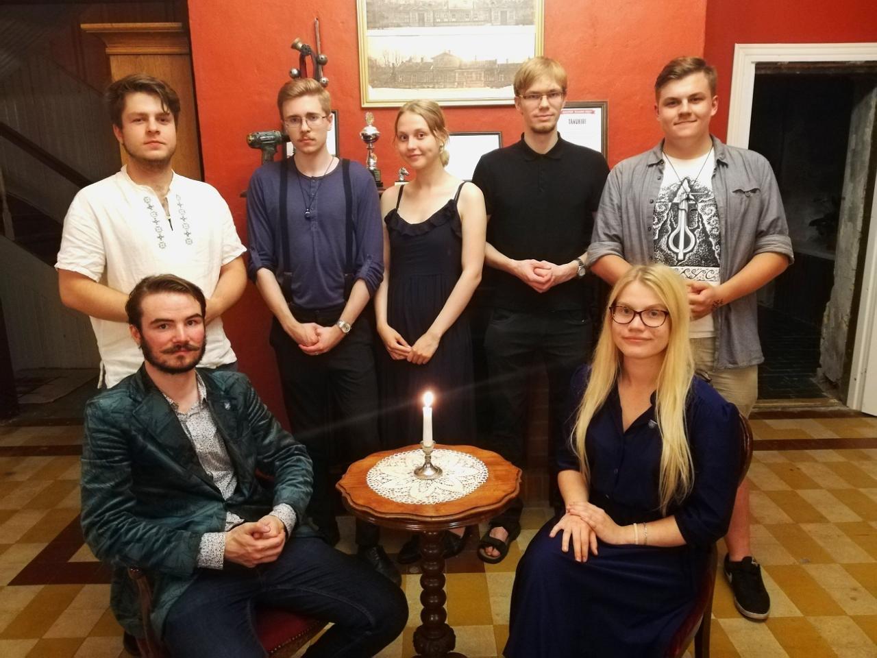 Sinise Äratuse esimeheks valiti Tartu Ülikooli ajalootudeng Helen Rebane