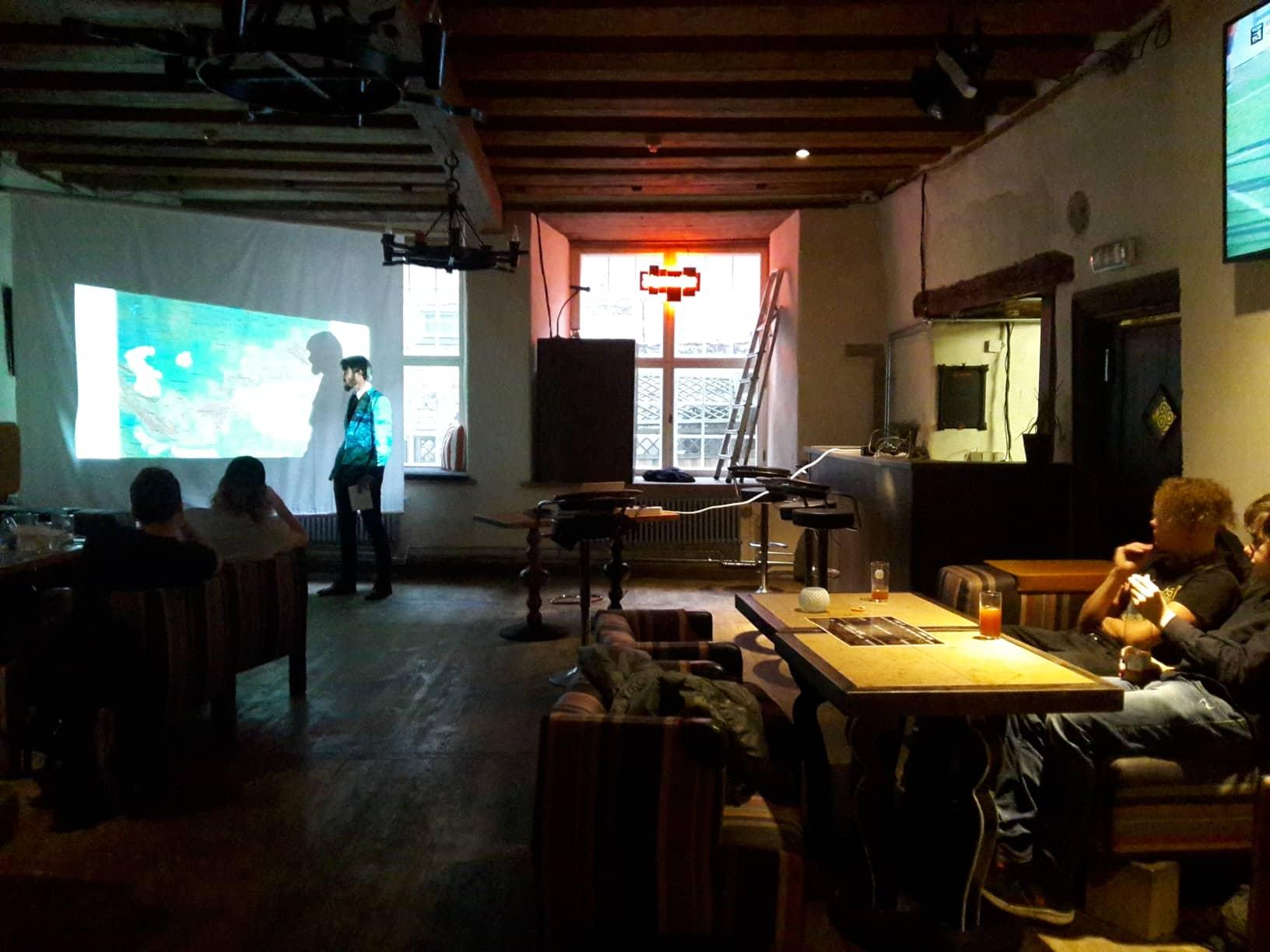 Kohvikuõhtu Tallinnas: Edward Bernays ja Kesk-Aasia