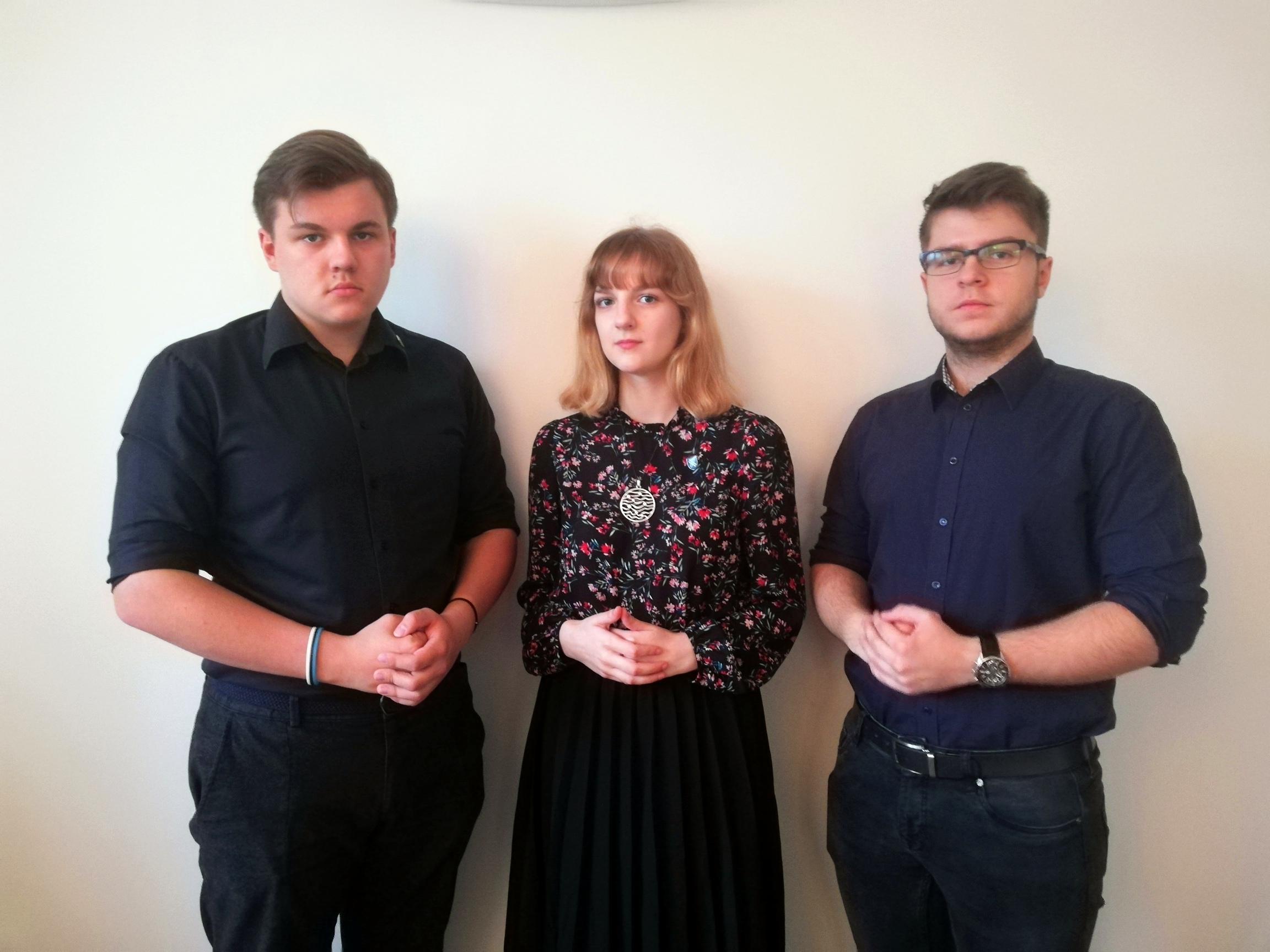 Sinise Äratuse Tallinna osakond tervitab uut juhatust