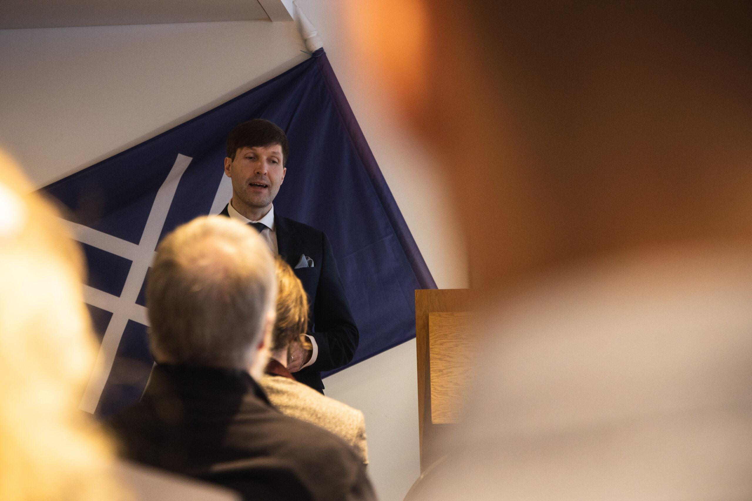 23. veebruaril korraldas Sinine Äratus Tallinnas neljandat korda konverentsi ETNOFUTUR