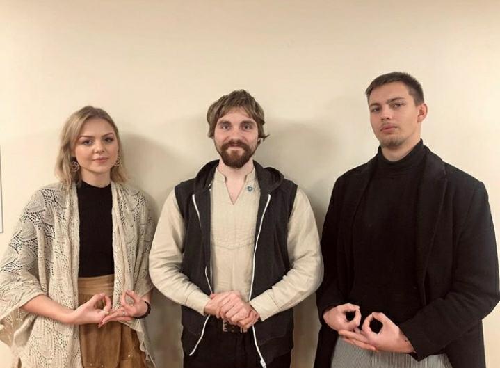 Sinise Äratuse Tartu osakond tervitab uut juhatust